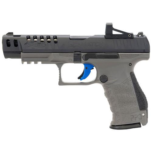 Walther Q5 Match w/ Shield RMSc Red Dot Handgun
