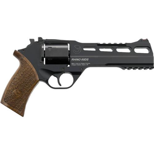 Chiappa Rhino Revolver 60DS - Black Anodized