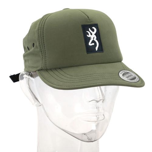 Browning Warden Snapback Cap - Olive