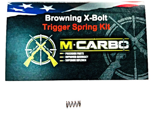 MCARBO Browning X-Bolt Trigger Spring Kit