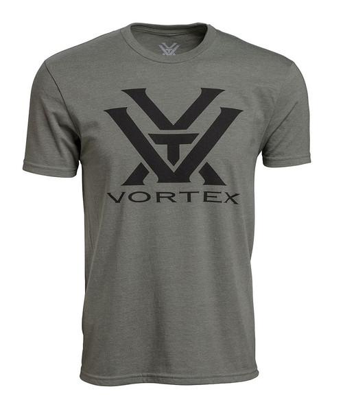 Vortex Military Heather Logo T-Shirt