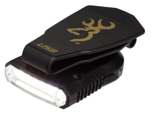 Browning USB Rechargeable Night Seeker 2 Cap Light