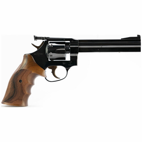 "Manurhin MR32 Revolver - 6"" Barrel"