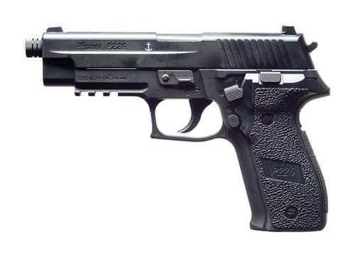 SIG Sauer P226 MK25 Air Gun - 177 Pellet, Threaded Barrel, Black