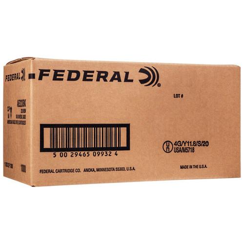 Federal American Eagle Rifle 223 Rem, 55 gr, FMJ-BT Bulk Ammunition