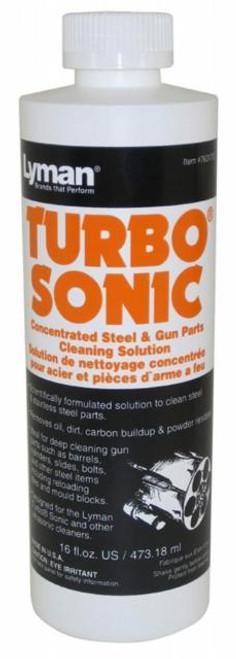 Lyman Turbo Sonic Steel Cleaning Solution 16 fl. oz.