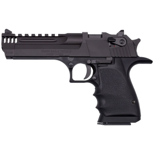 Magnum Research Desert Eagle Mark XIX L5 Pistol, Black w/ Integral Muzzle Brake
