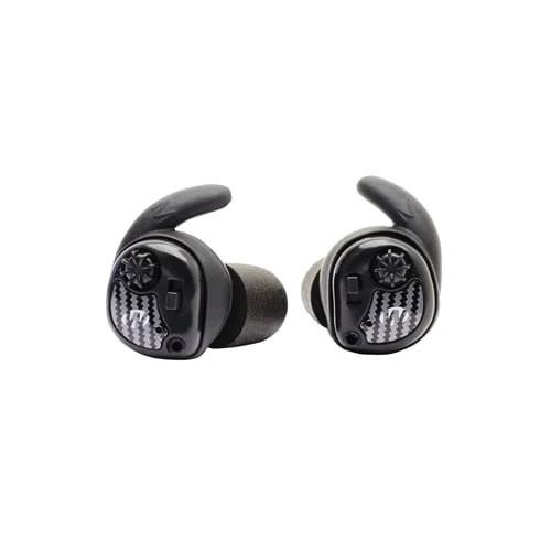 Walker's Silencer in the Ear Ear Protection - Black