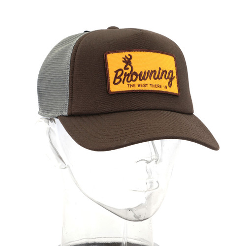 Browning Trucker Tailgate Snapback Hat