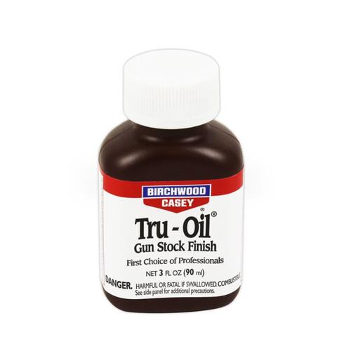 Birchwood Casey Tru-Oil Stock Finish, 3 fl. oz. Liquid