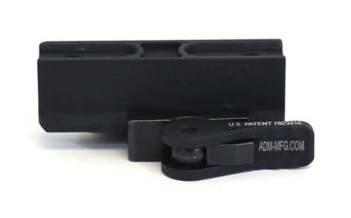 ADM Aimpoint CompM4 Mount - Co-Witness, Standard Aluminum Lever