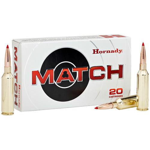 Hornady Match 6.5 PRC, 147 gr, ELD Match Ammunition
