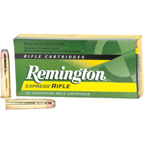 Remington Core-Lokt Ammunition - 45-70 Gov't (Reduced Pressure), 405 gr, Soft Point, 20 Rounds
