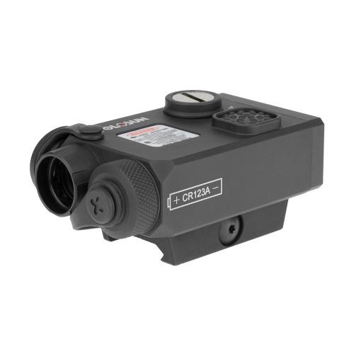 HOLOSUN LS221G Laser Aiming Device - Green & IR Pointer