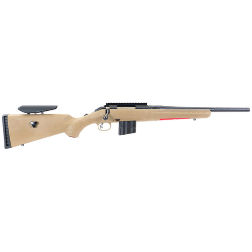 Ruger American Ranch Rifle with Kalix CR1 Adjustable Cheek Rest