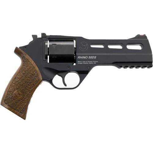 Chiappa Rhino Revolver 50DS - Black Anodized