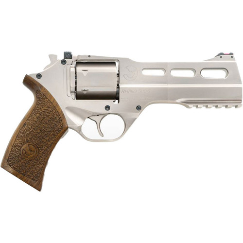 Chiappa Rhino Revolver 50DS - Nickle Plated