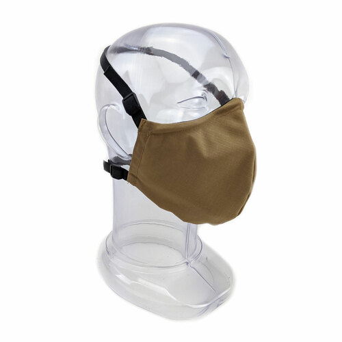 TIC Premium Gen 2 Face Mask - Coyote Brown