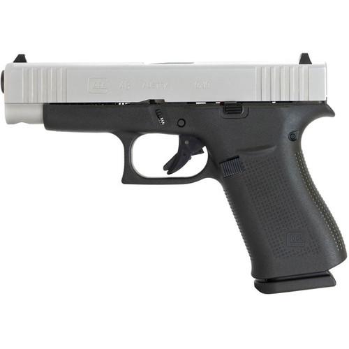 GLOCK G48 Handgun - Silver Slide