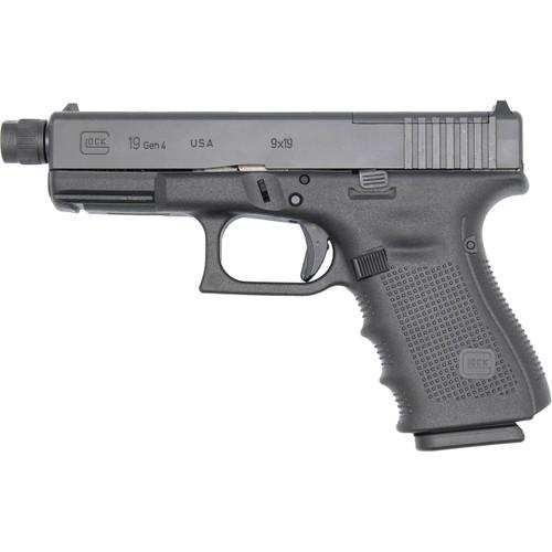 GLOCK G19 TB Gen4 MOS Handgun