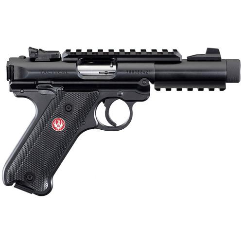 Ruger Mark IV Tactical Rimfire Handgun