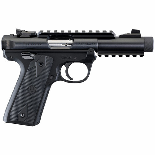 Ruger Mark IV 22/45 Tactical Rimfire Handgun