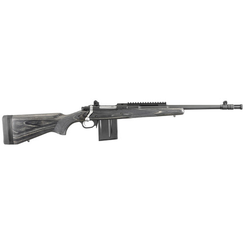 Ruger Scout Rifle - Laminate Stock