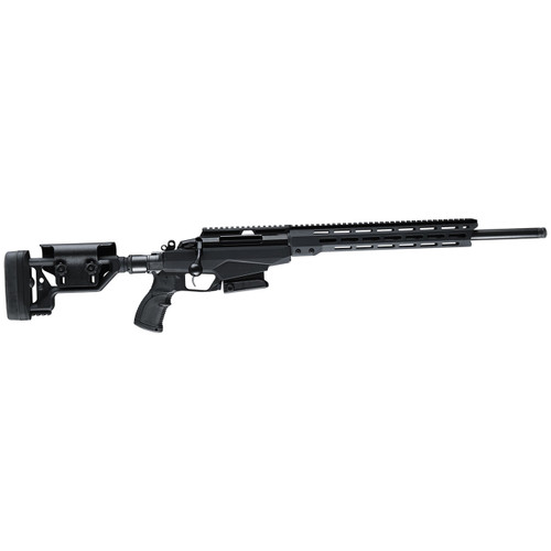 Tikka T3x TACT A1 Black Rifle with Case