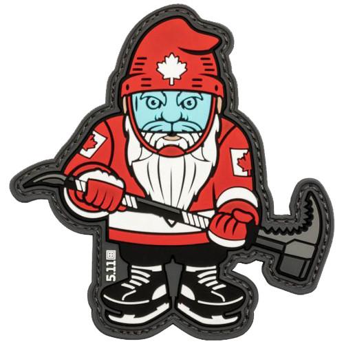 5.11 Tactical Hockey Breacher Gnome Velcro Patch