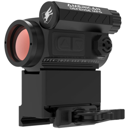 ADM Spek Red Dot Sight w/ Aluminum QD Mount