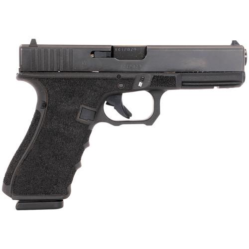 "GLOCK G17 Gen4 Handgun - CSC Custom, ""Stippled"""