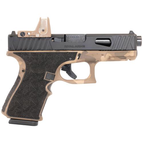 "GLOCK G19 Gen4 Handgun - CSC Custom, ""Arid"""