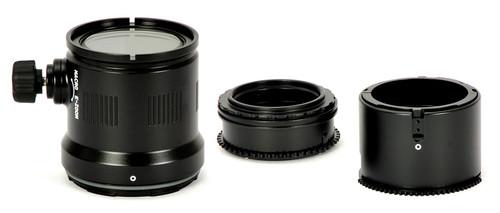 36162 Macro Port and Zoom gear set for Olympus M.Zuiko Digital ED 12-50mm F3.5-6.3 EZ