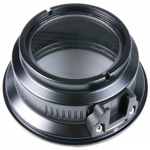 37127 N100 Flat Port 32 for Sony FE 28mm F2 (To use with 83201 WWL-1)
