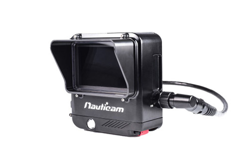 "16112 NA-RT4.7 Housing for REDTouch 4.7"" LCD Monitor with Monitor Shade"