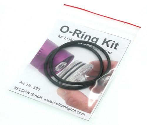 Keldan O-Ring Kit 18/24 screw cap