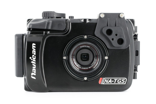 17812 NA-TG5 housing for Olympus Tough TG-5 / TG6  camera (M52 THREAD)