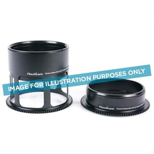16334 Nauticam Cinema System Gear Set for Canon EF 28-70mm f/3.5-4.5 II