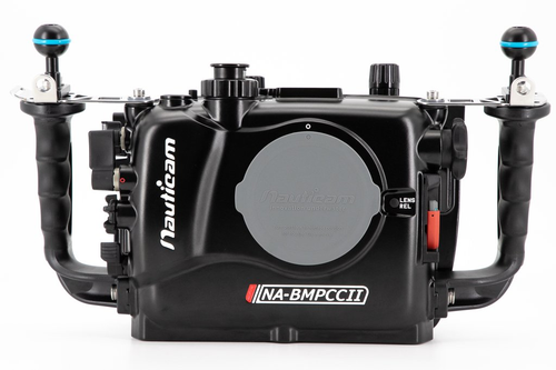 16501 NA-BMPCC 4K II Housing for Blackmagic Pocket Cinema Camera 4K