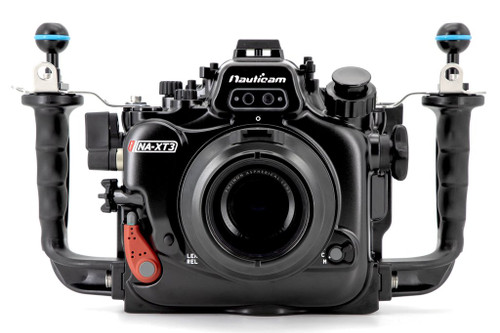 17155 NA-XT3 Housing for Fujifilm X-T3 Camera