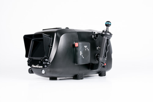 16108 Nauticam Epic LT for Red Epic & Scarlet (N120 Port, SmallHD502)