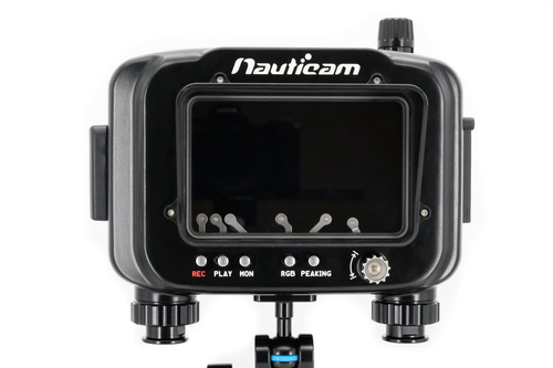 "17922 Nauticam Atomos Ninja V Housing  5"" 4Kp60 4:2:2 10-bit  Recorder/Monitor/Player (excl. HDMI 2.0 cable)"