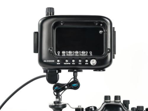"17923 NA-Shinobi-H Housing for Atomos Shinobi 5.2"" 4K HDMI Monitor with HDMI 1.4 input"