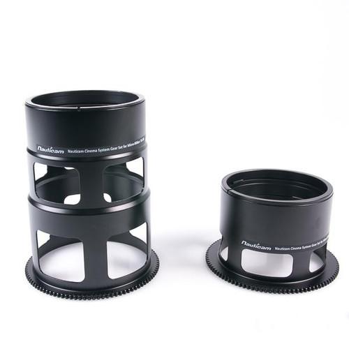 16324 Nauticam Cinema System Gear Set for Micro-Nikkor 70-180