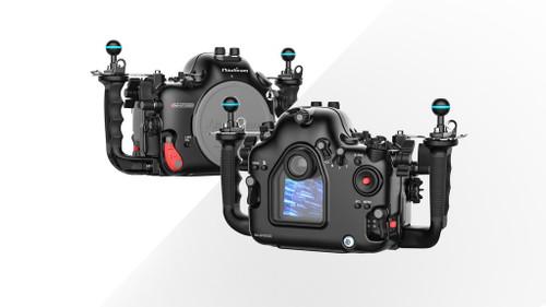 17158 NA-GFX100S Housing for Fujifilm GFX100S Camera