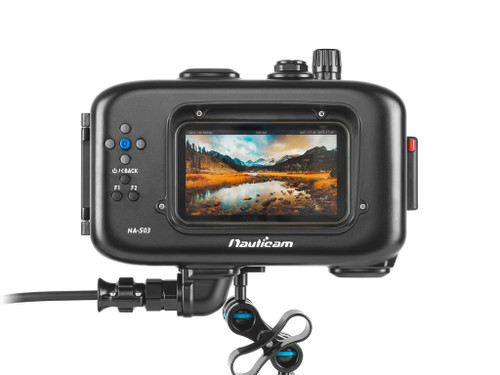 17925 NA-503-H Housing for SmallHD 503 UltraBright On-Camera Monitor (with HDMI 1.4 input)