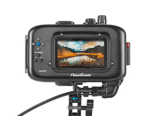 17925S NA-503-S Housing for SmallHD 503 UltraBright On-Camera Monitor (with 3G-SDI input support)