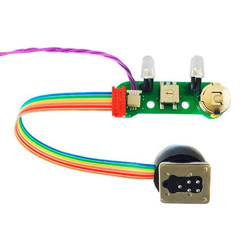 UWT Miniature TTL-Converter for Canon for NAUTICAM NA-550D, NA-600D Housings