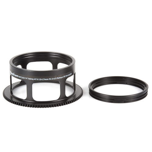 16308 RTC1017-F Tokina AT-X 10-17mm F3.5-4.5 Fisheye DX focus gear