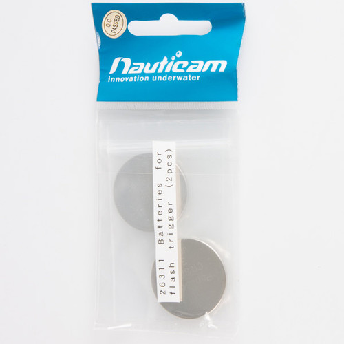 26311 Batteries for Flash Trigger (2)